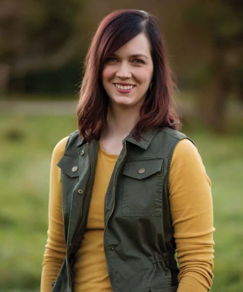 Kellie Stryker, MSC, LCSW - Rain to Rainbow Counseling