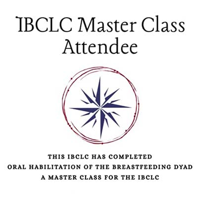 IBCLC Master Class Attendee - MomMe Wellness